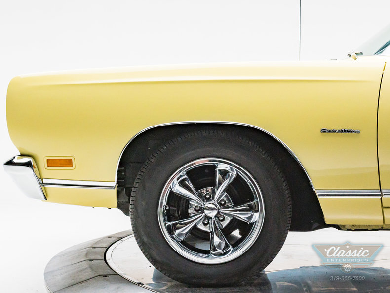 1969 1969 Plymouth Satellite For Sale