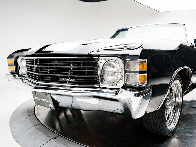 1972 Chevrolet Chevelle CV