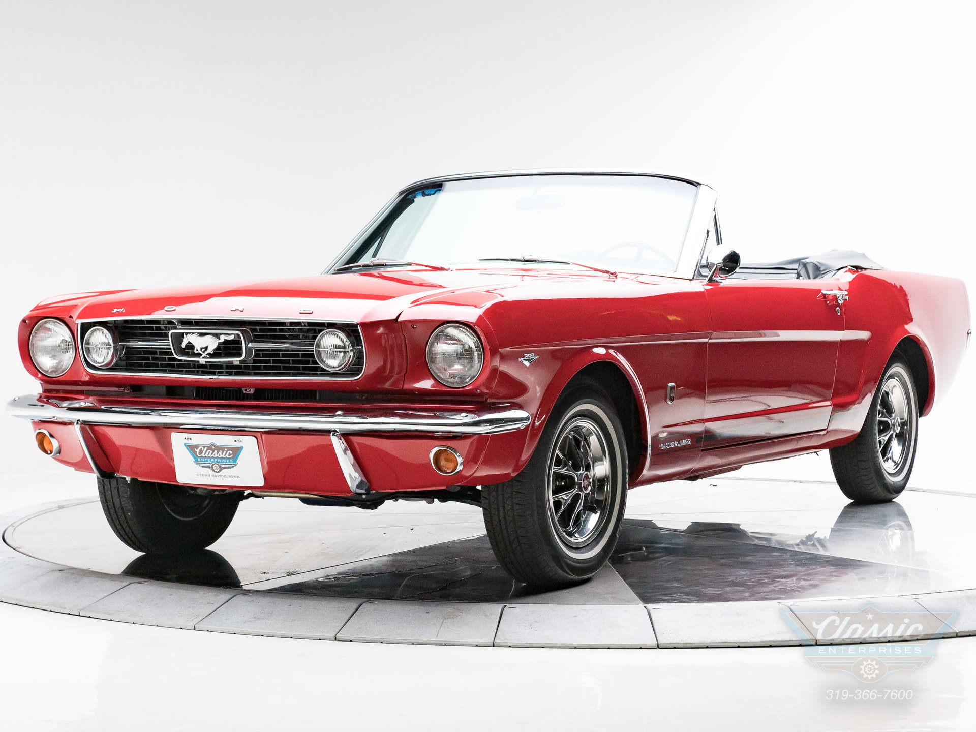 1966 ford mustang gt for sale 75445 mcg. Black Bedroom Furniture Sets. Home Design Ideas