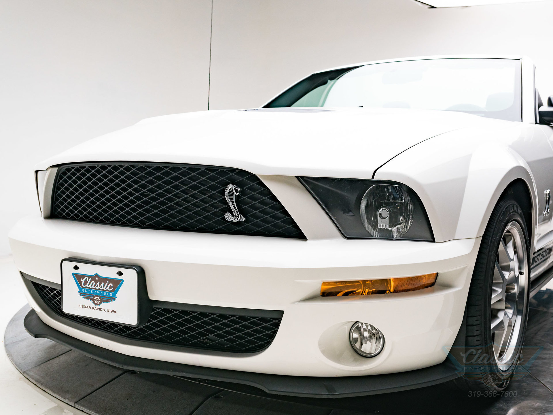 2008 Ford Shelby GT