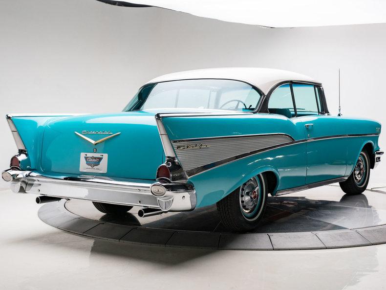 4037143aa10ed low res 1957 chevrolet bel air