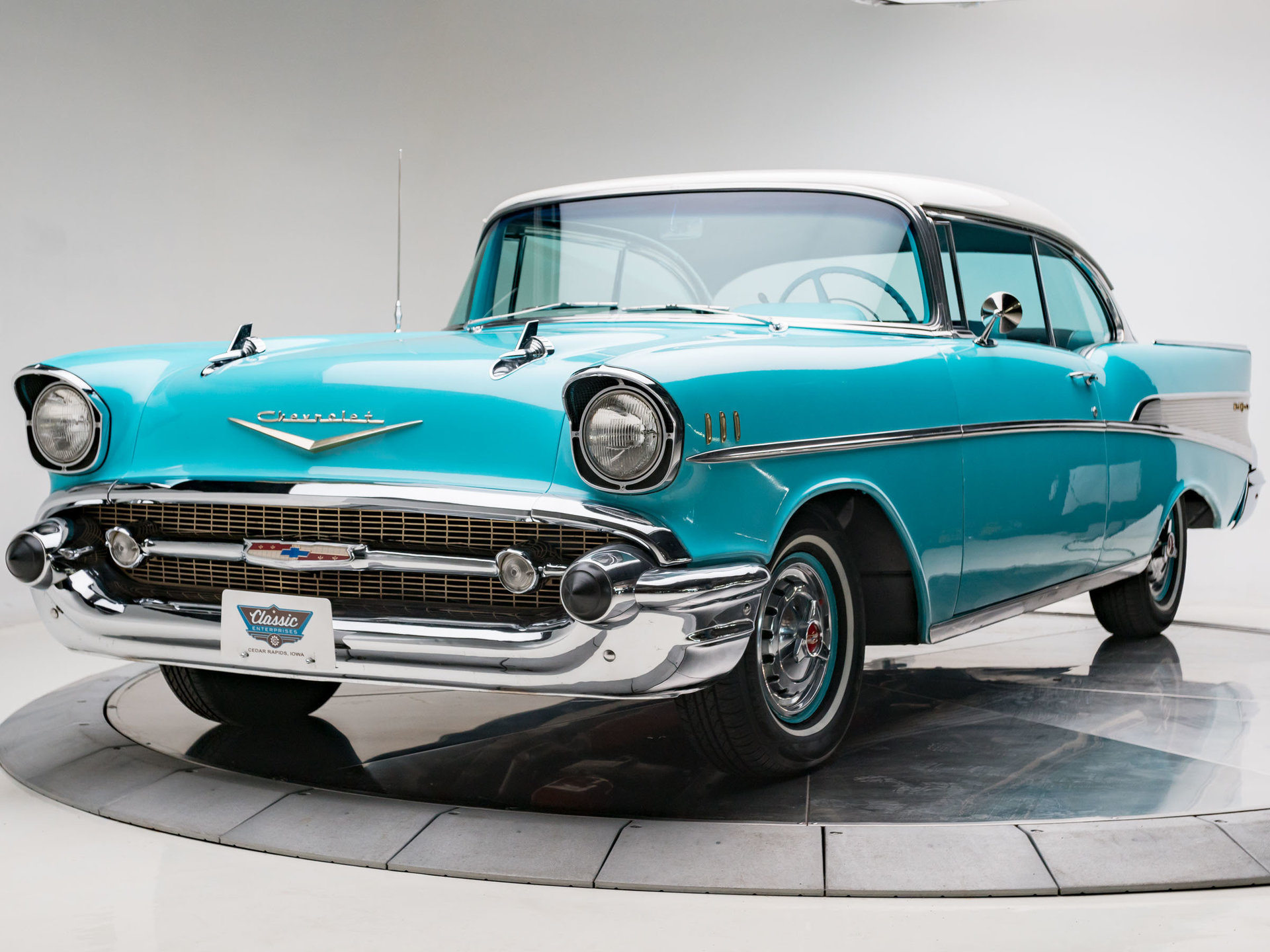 1957 chevrolet bel air duffy 39 s classic cars. Black Bedroom Furniture Sets. Home Design Ideas