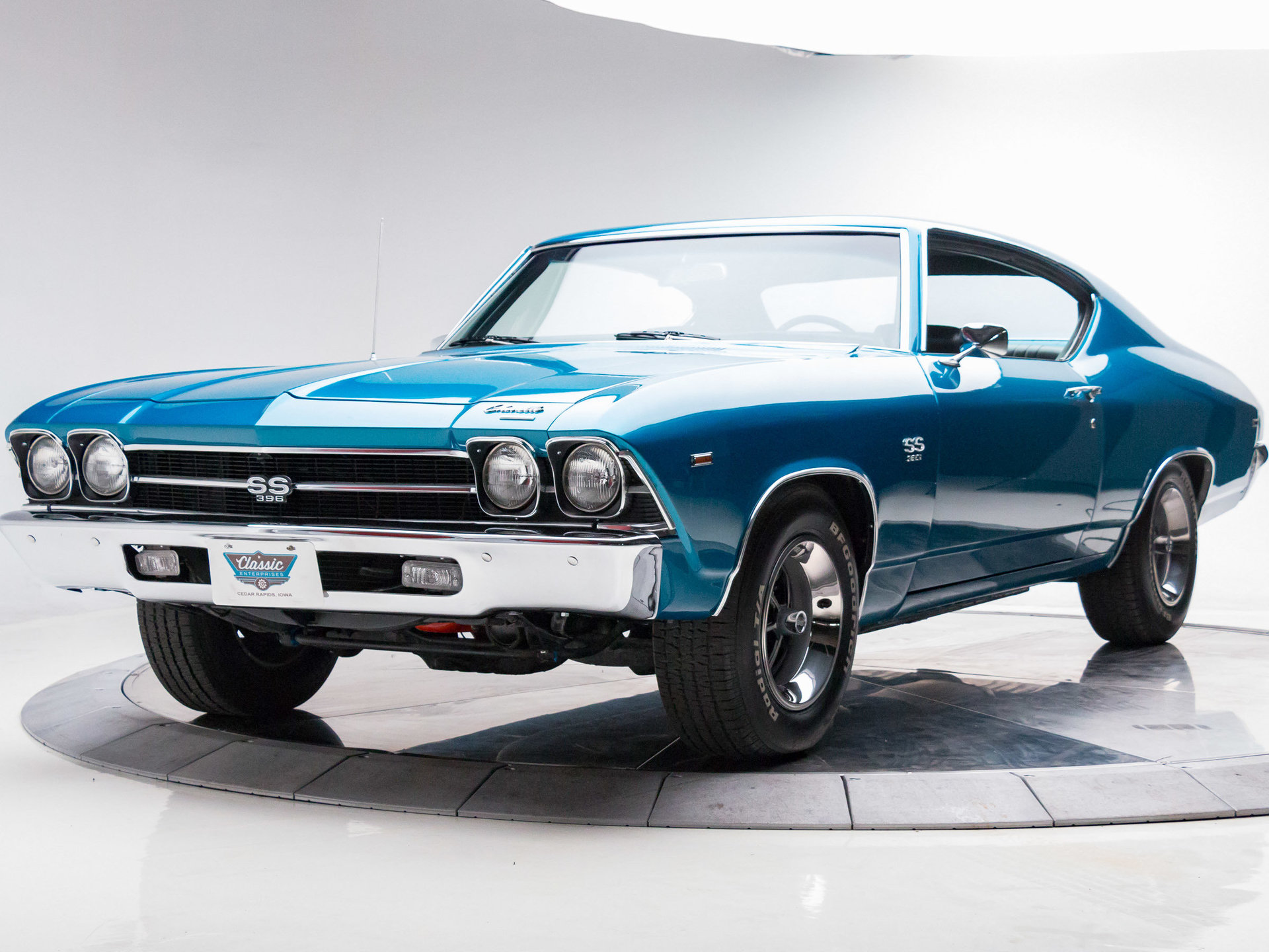 1969 Chevrolet Chevelle SS | Duffy\'s Classic Cars