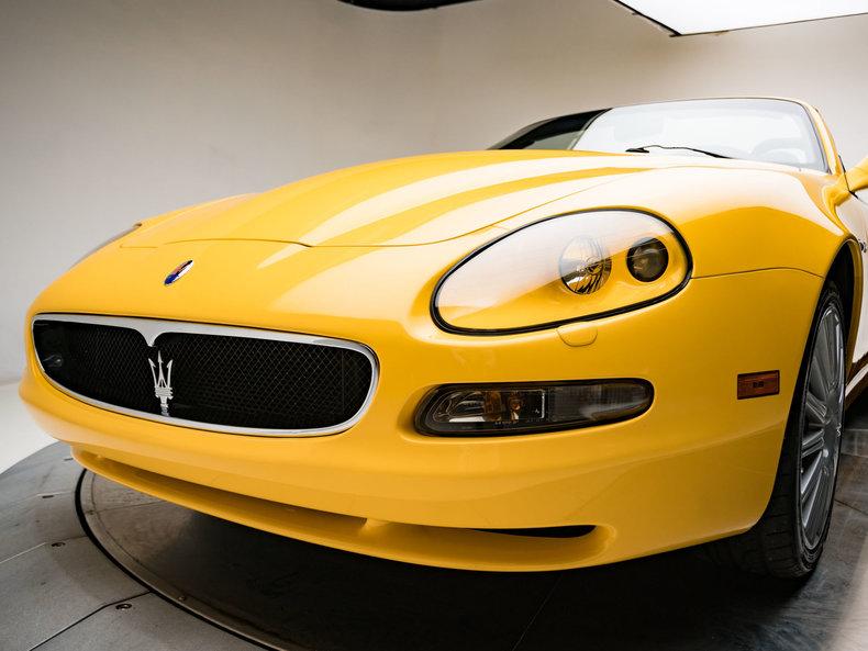2003 Maserati Spyder Classic Enterprises