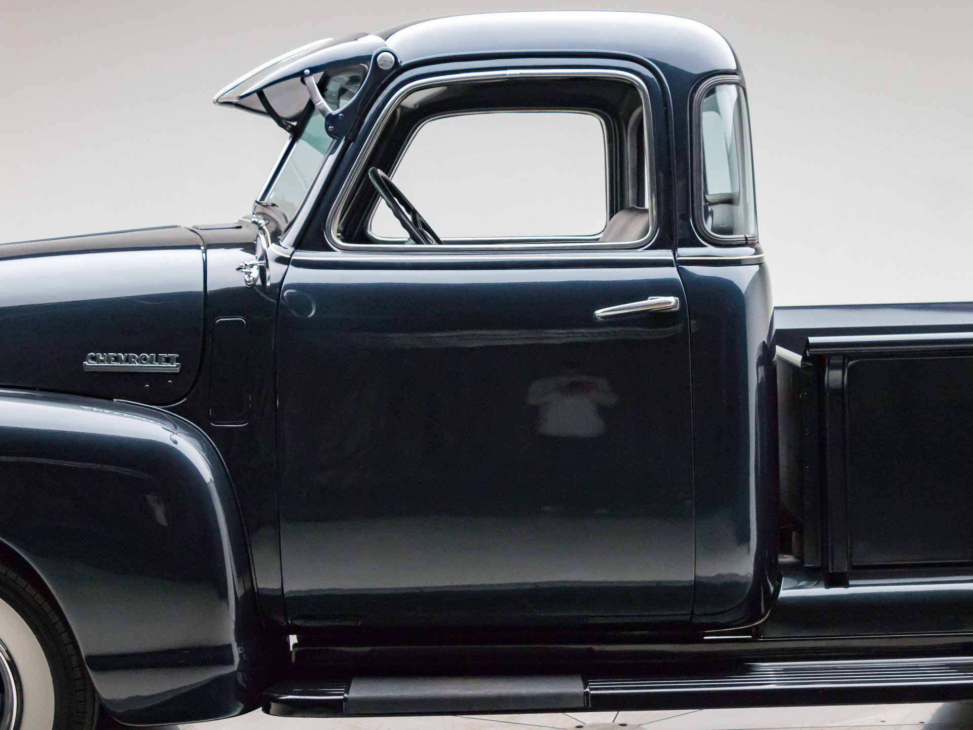 1949 Chevrolet 3100 Duffys Classic Cars Chevy Pickup Truck Interior For Sale