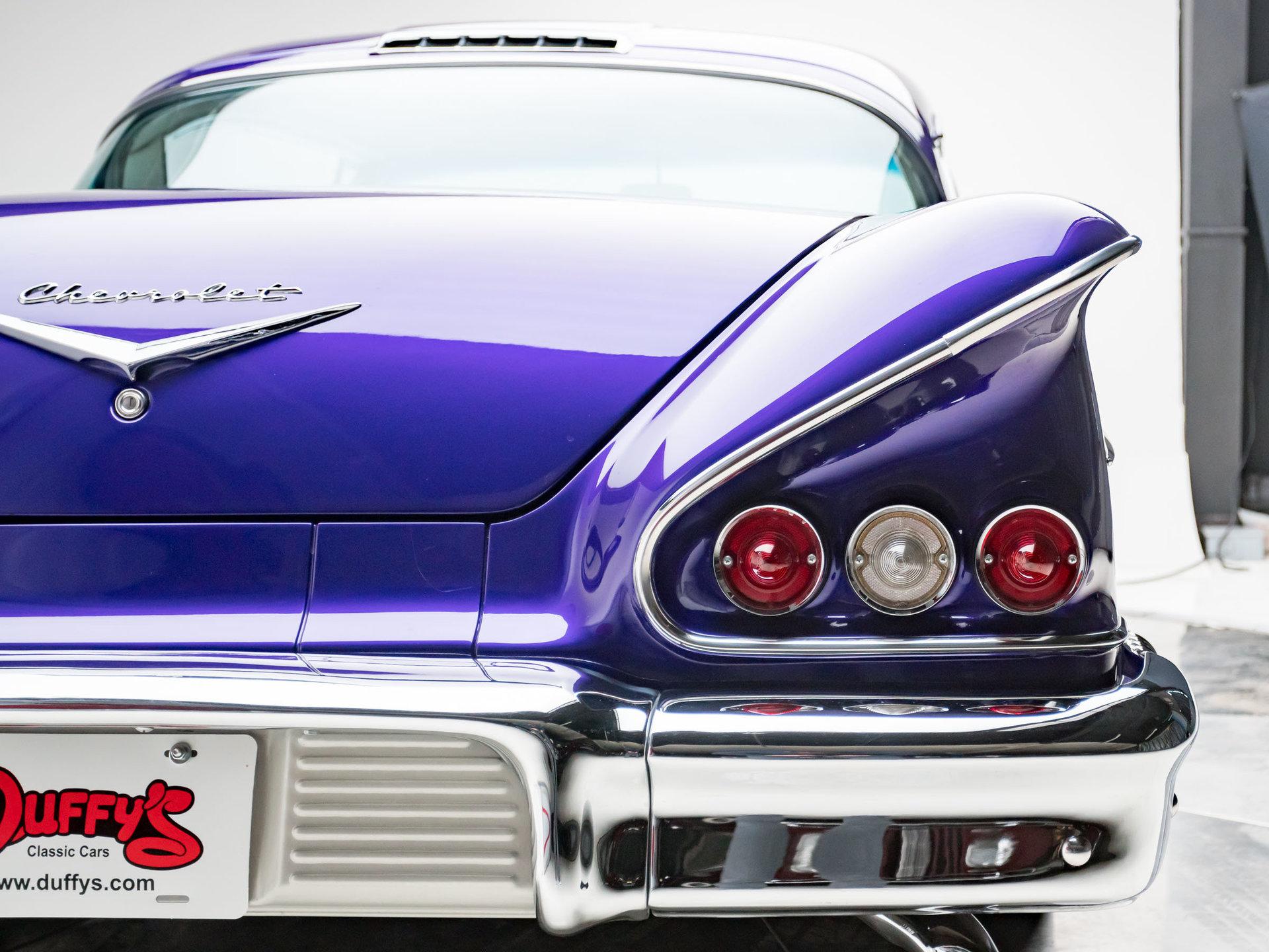 1958 Chevrolet Impala | Duffy\'s Classic Cars