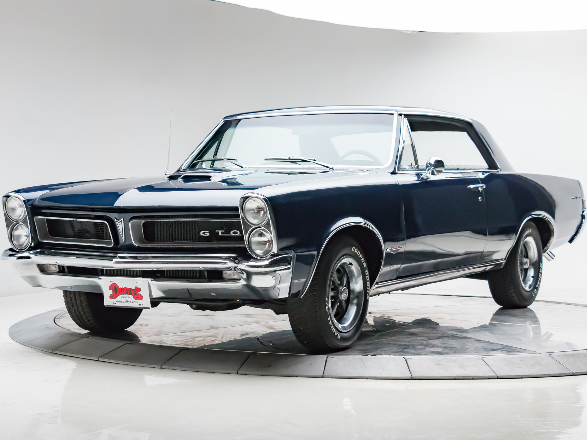 1965 pontiac gto duffy 39 s classic cars. Black Bedroom Furniture Sets. Home Design Ideas