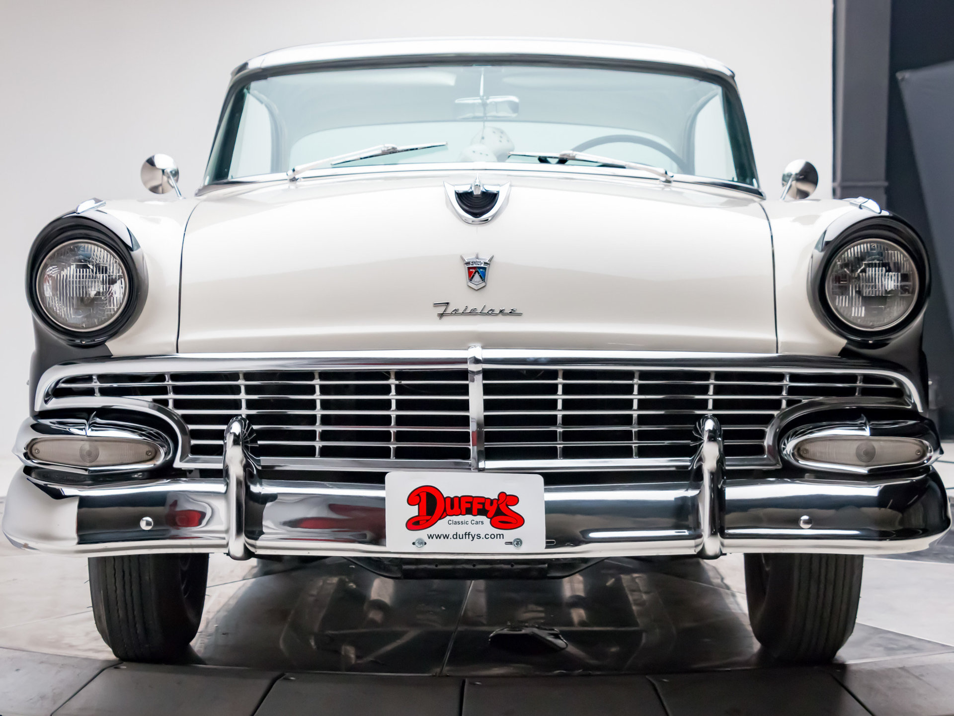 1956 Ford Victoria   Duffy\'s Classic Cars