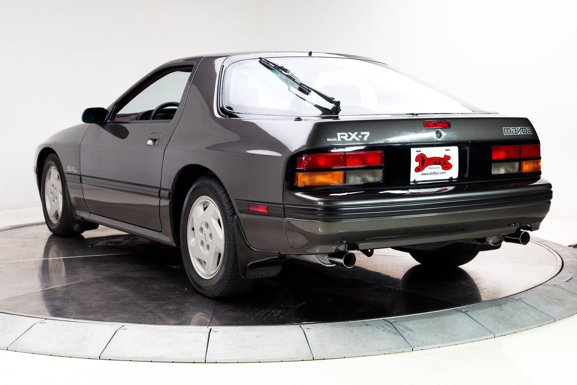 Repo Cars For Sale >> 1986 Mazda RX-7   Duffy's Classic Cars