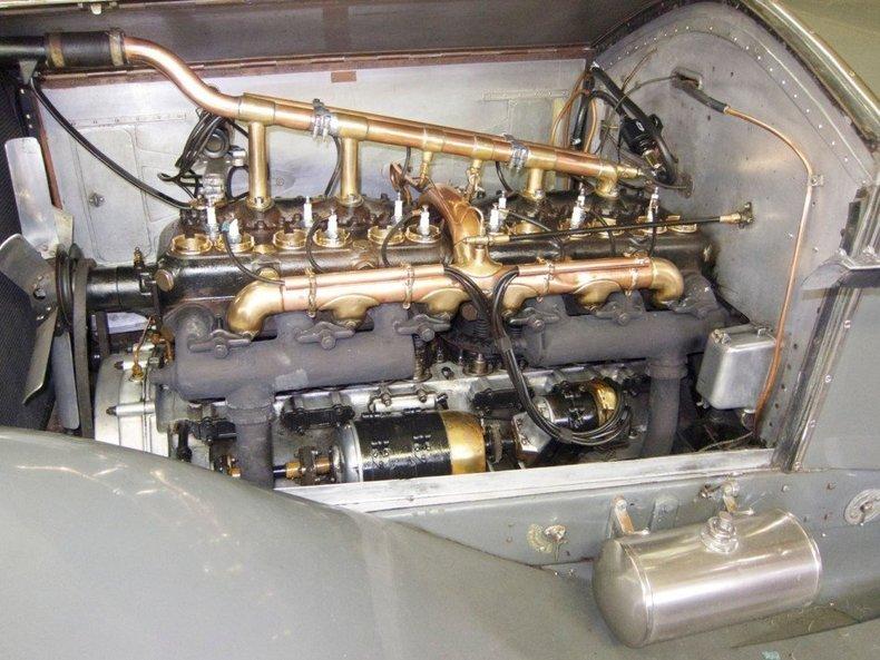 1920 Rolls-Royce Silver Ghost | http://www.charlescrail.com/