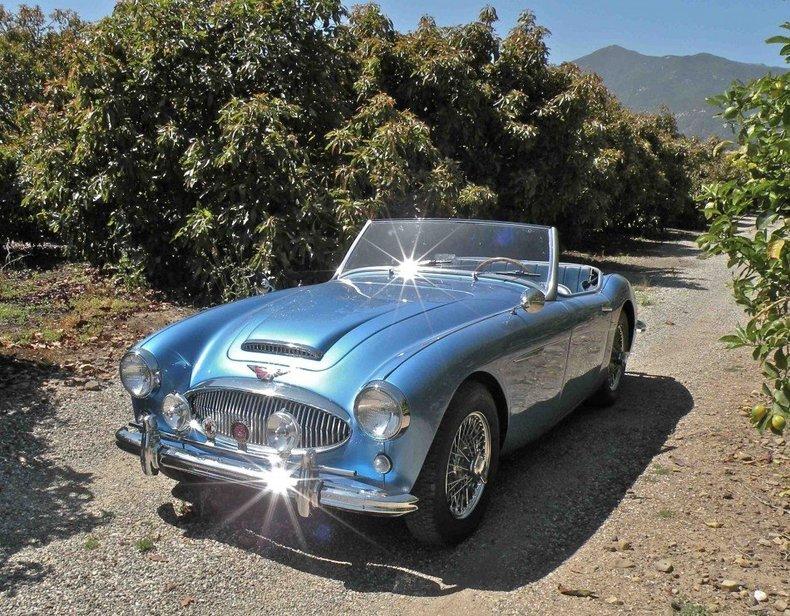 1962 Austin Healey BT7 3000