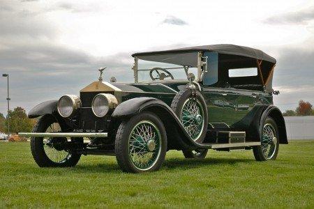 1921 Rolls-Royce Silver Gost