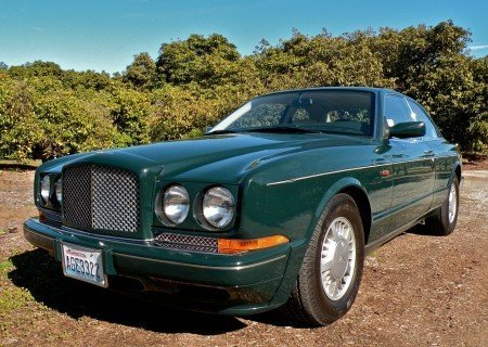 1993 Bentley Continental R