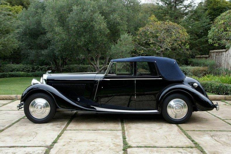 1938 1938 Bentley 4 1/4 Litre For Sale