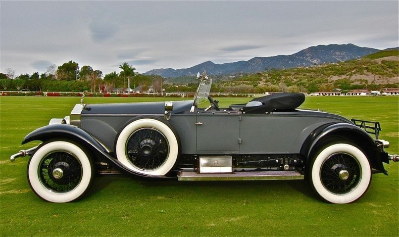 1933 rolls royce silver ghost. Black Bedroom Furniture Sets. Home Design Ideas