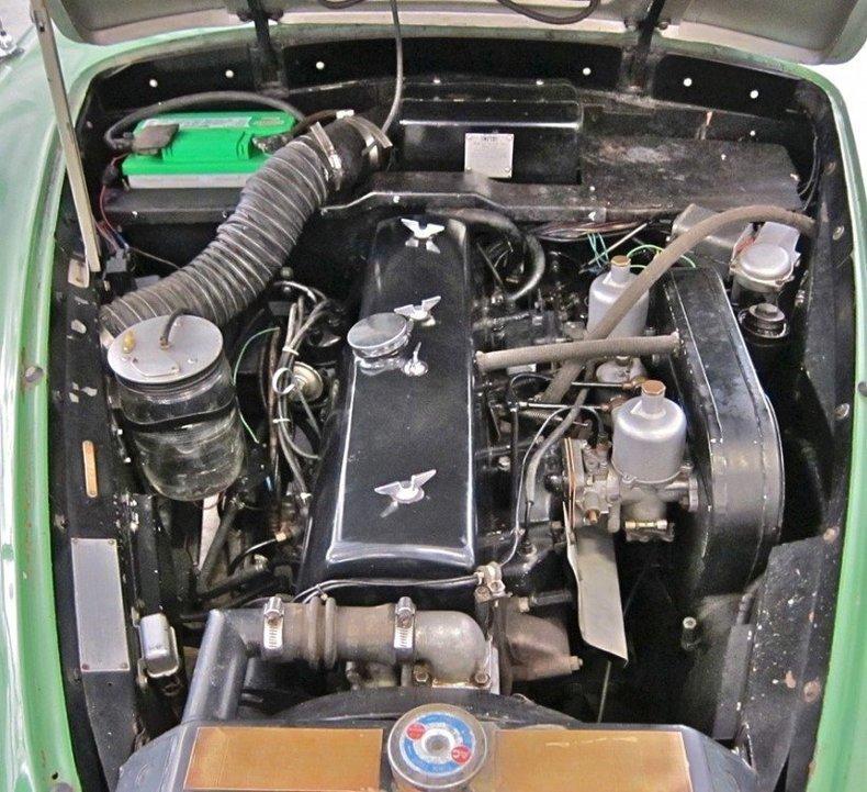 1961 1961 Alvis TD21 For Sale