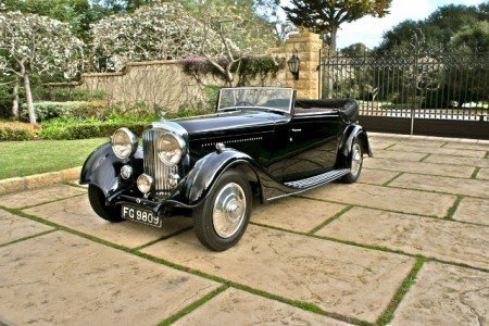 1934 Bentley 3 1/2 Litre