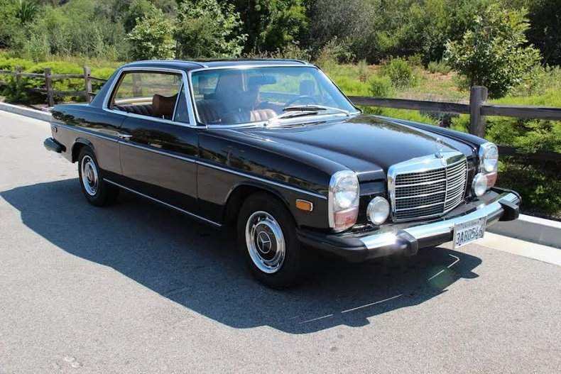 1975 mercedes benz 280 c for Mercedes benz san luis obispo