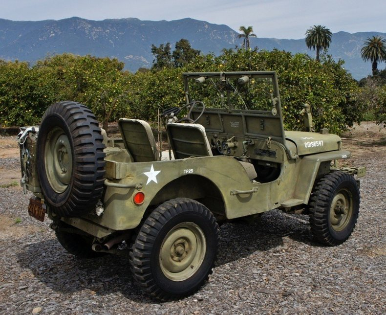 1949 Willy Jeep Http Www Charlescrail Com