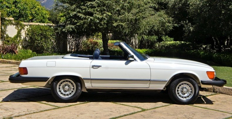 1980 1980 Mercedes-Benz 450SL For Sale