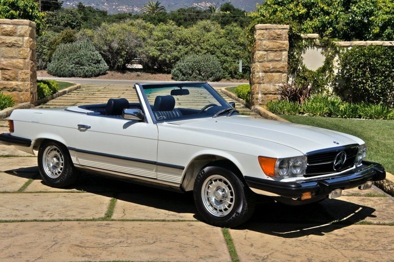 1980 mercedes benz 450sl roadster for sale 3074 mcg for 1980 mercedes benz for sale
