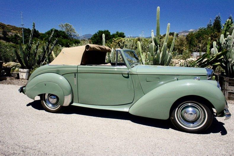 1951 1951 Alvis TA21 For Sale