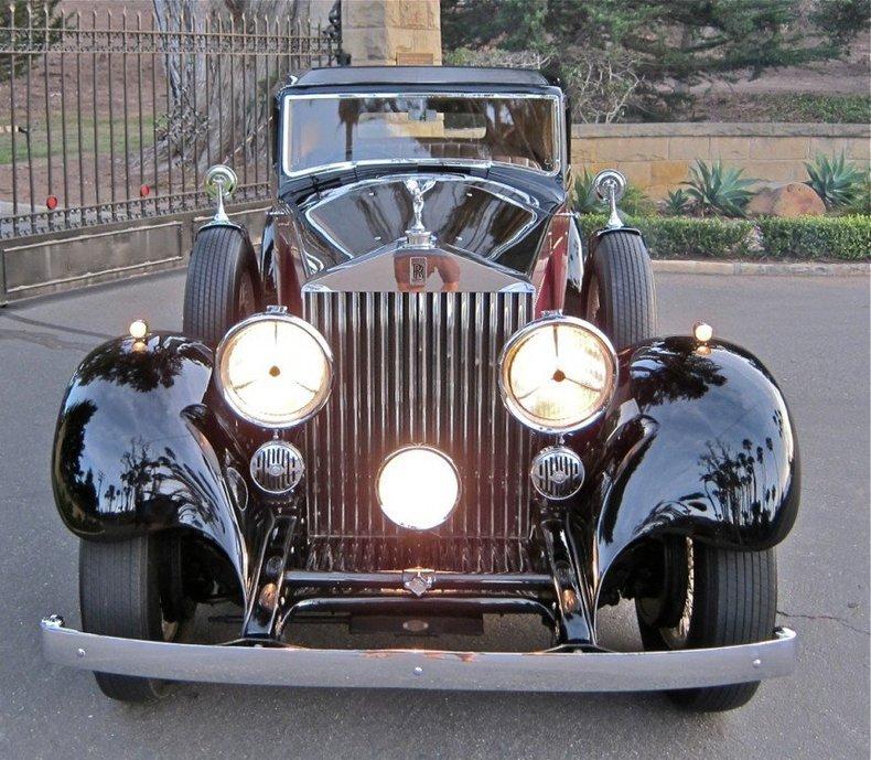 1934 Rolls-Royce Phantom II Continental