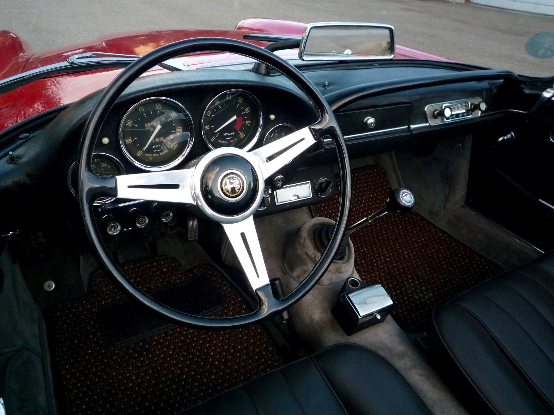 1964 Alfa Romeo 2600 Http Steering Box