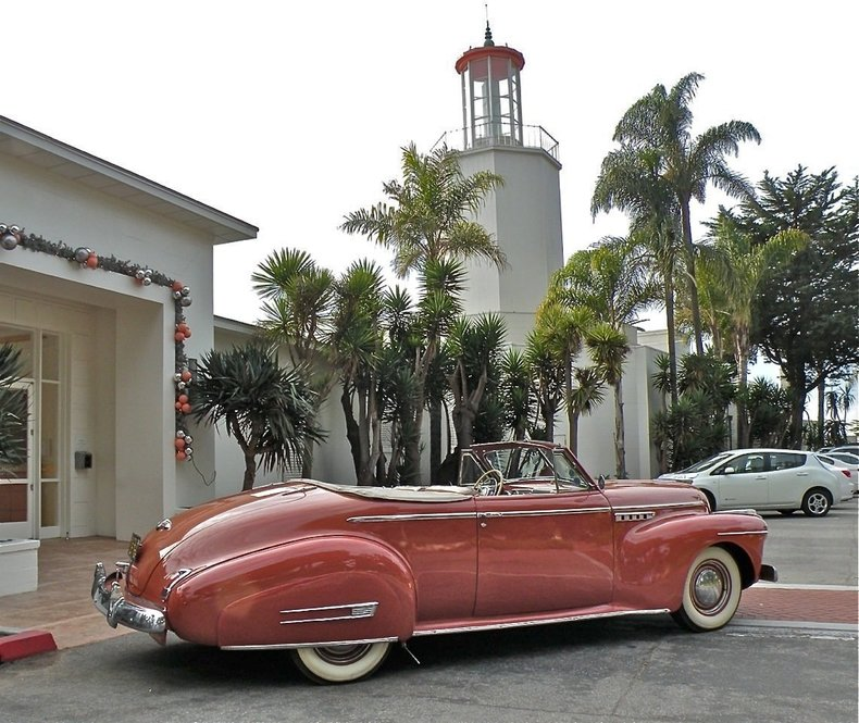 1941 Buick Series 50 Super Convertible For Sale #52779
