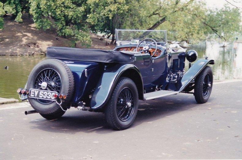 1931 1931 Bentley 4 Litre For Sale
