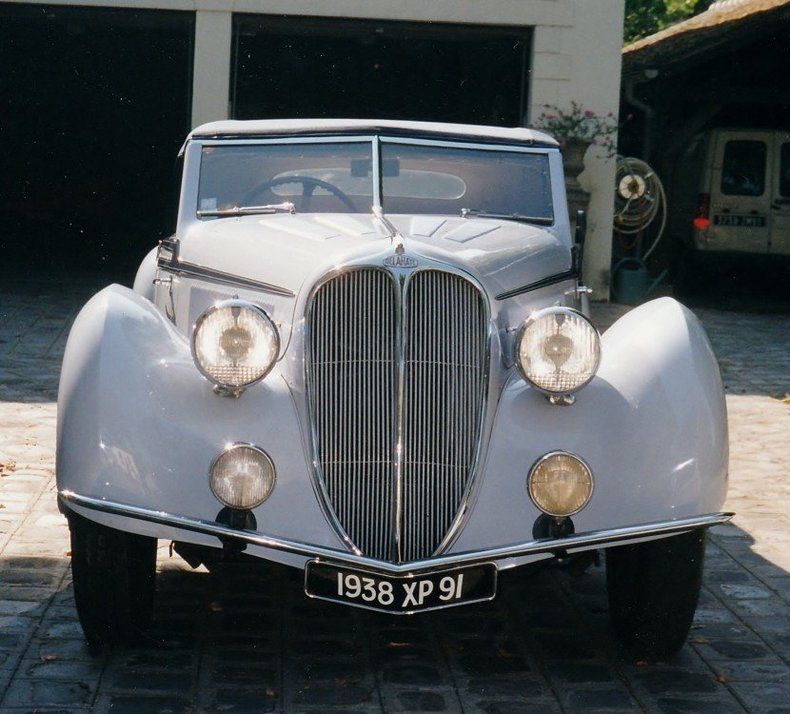 1938 1938 Delahaye 135MS For Sale