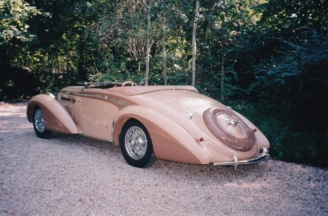 Delahaye 135MS For Sale
