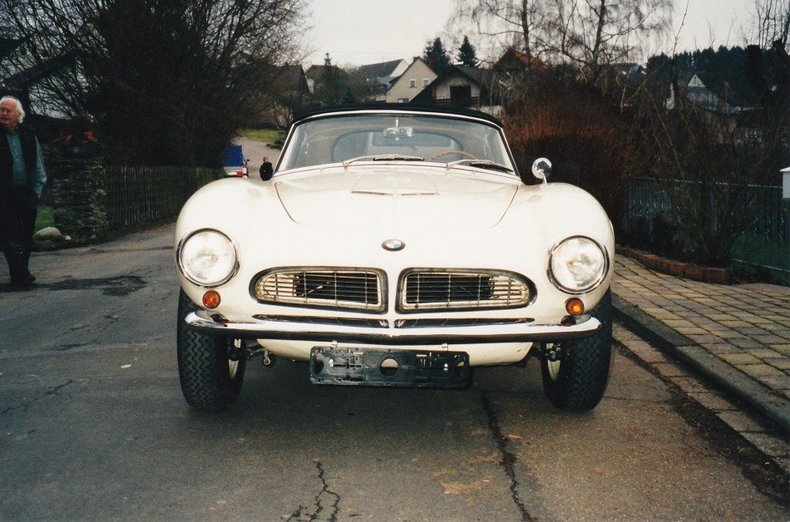 1958 1958 BMW 507 For Sale