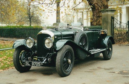 1927 1927 Bentley 4 1/2 Litre For Sale