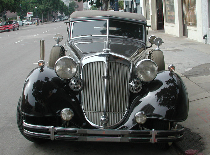 1938 1938 Horch 853A For Sale