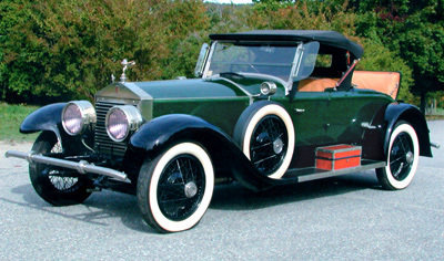 1924 1924 Rolls-Royce Silver Ghost For Sale