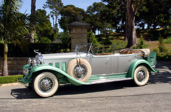 1930 1930 Cadillac V-12 Series 370A For Sale