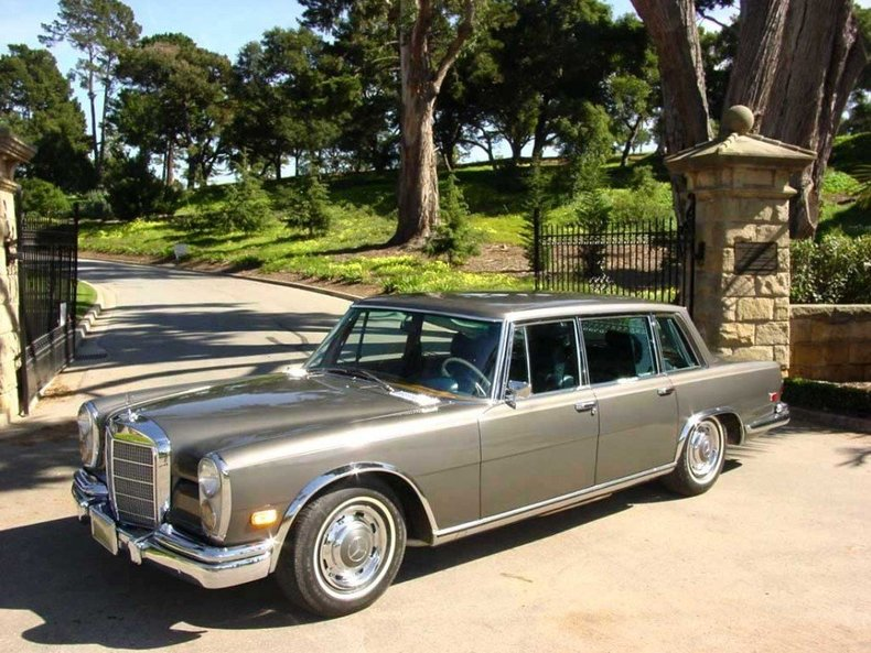 1969 1969 Mercedes-Benz 600 For Sale