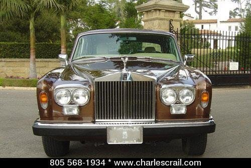 1980 1980 Rolls-Royce Silver Shadow II For Sale