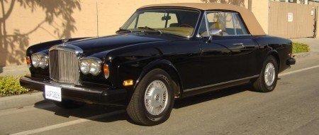 1979 1979 Bentley Corniche For Sale
