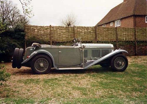 1931 1931 Bentley 8 Litre For Sale