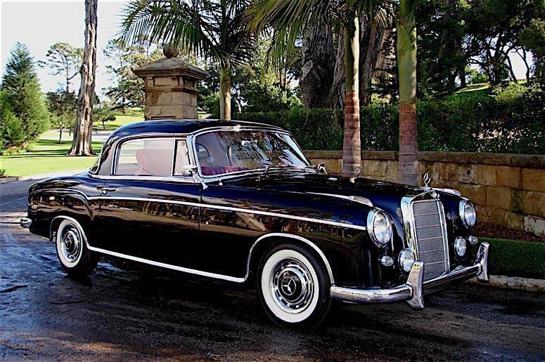 1960 1960 Mercedes-Benz 220SE For Sale