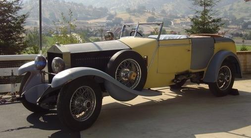 1930 1930 Rolls-Royce Phantom I For Sale