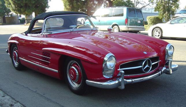 1959 1959 Mercedes-Benz 300SL For Sale
