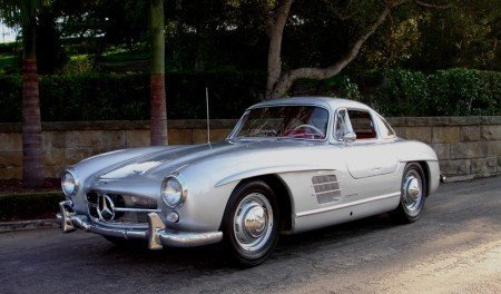 1955 1955 Mercedes-Benz 300SL For Sale