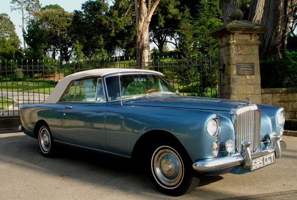 1961 1961 Bentley S2 Continental For Sale