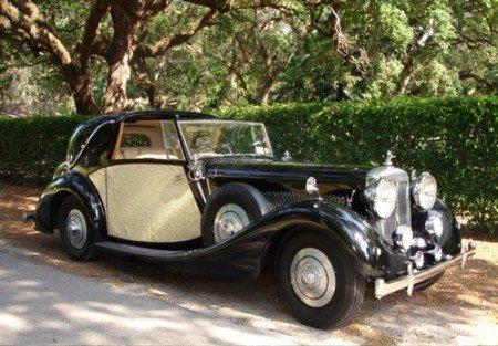 1939 Daimler Straight 8