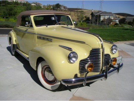 1940 1940 Buick Series 40 For Sale