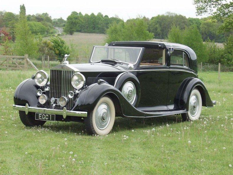 1938 Rolls Royce Phantom Iii Http Www Charlescrail Com