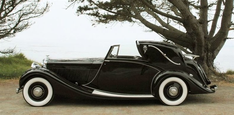 1940 1940 Bentley 4 1/4 Litre OD For Sale